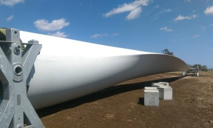 What happens when majestic wind turbines come to town