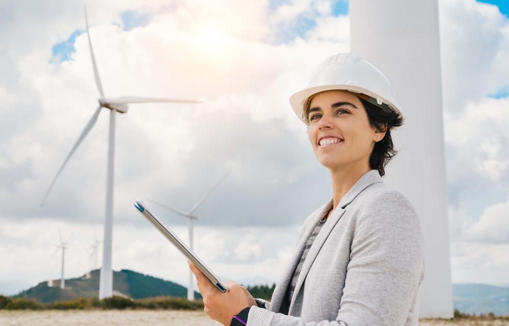 Female leaders in renewables