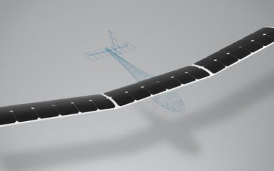 Solar wings to debut at Avalon air show