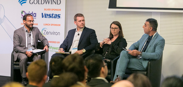 Wind Industry Forum panel looks for a lever to jimmy open the connections bottleneck