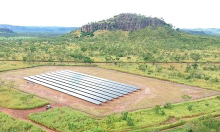 Finished! 10MW, 25-site solar rollout edges Top End closer to 50% renewables