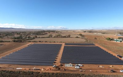 Solar project racks up 50 PV plants in South Australia as farmers diversify