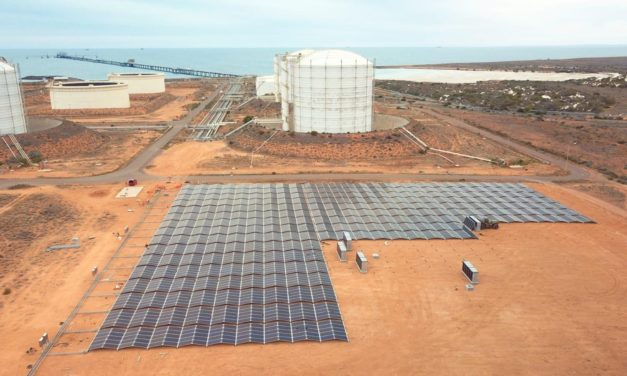 Fold-out 5B arrays chosen for 10GW Tennant Creek solar plant