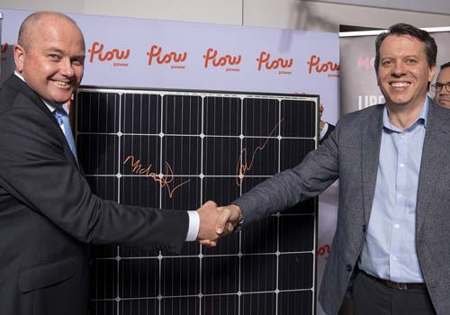 Flow Power signs Molycorp for wind-and-solar PPA