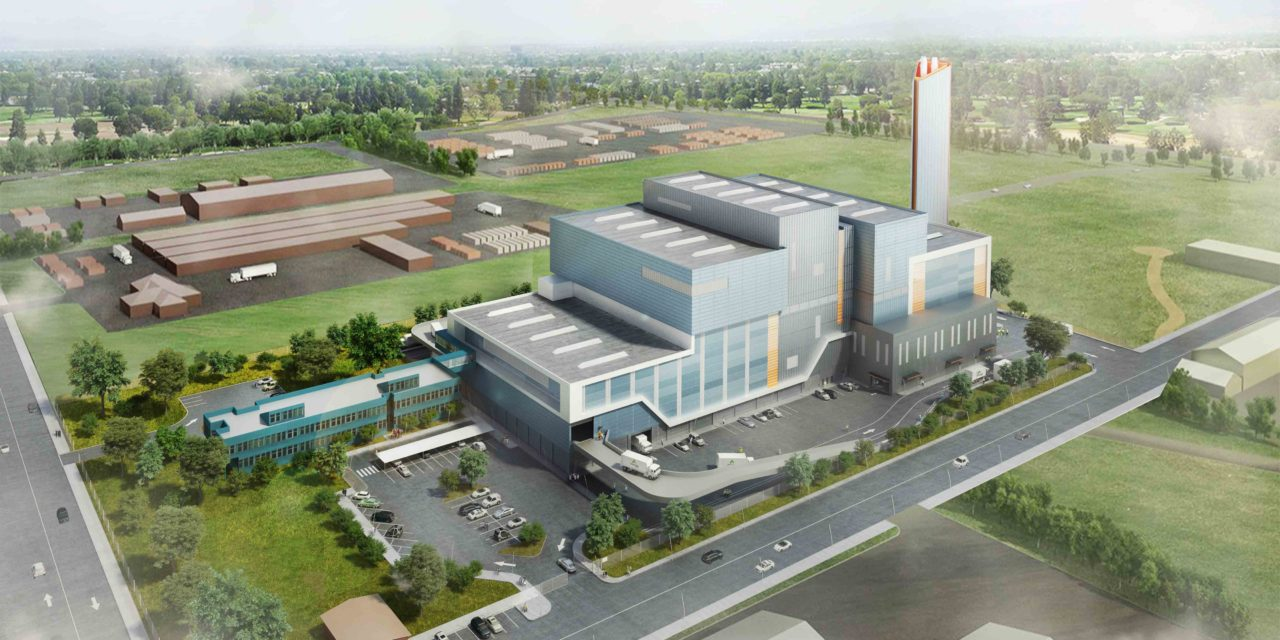 Burn it and turn it: how Perth's waste-to-energy plant will shape up