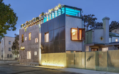 Take it to vertical … the story behind a CEC Solar Awards winner