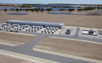 Singapore's Vena Energy begins 150MWh Qld storage project