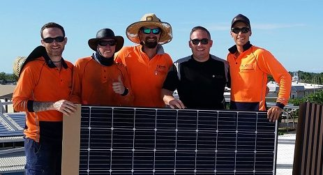 Turning on the Top End … a solar installer's journey, from Eire to here