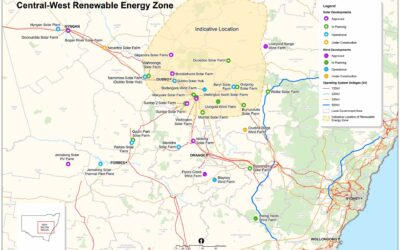 NSW renewable energy zone carrot attracts 27GW of solar, wind and storage proposals