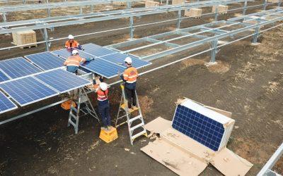 Monford Group delivers 132MW Merredin Solar Farm, WA's largest