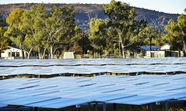 Modelling a solution to Alice Springs' energy woes