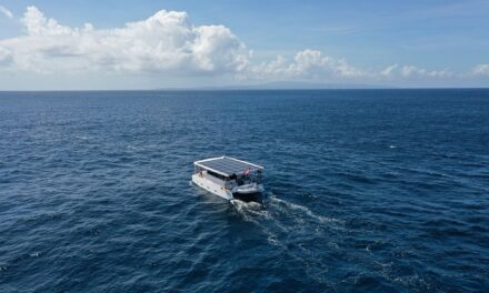 Solar-and-storage yacht trial launches the possibility of perpetual pollution-free boating