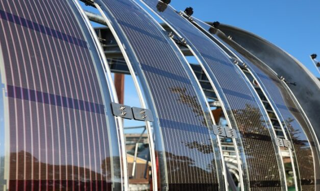 On a roll … the lightweight solar solution that can take PV to new places