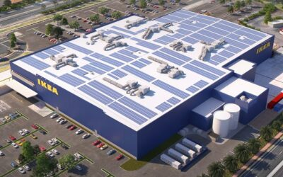 Ikea PV-and-batteries microgrid targets 70% self-consumption and access to FCAS markets