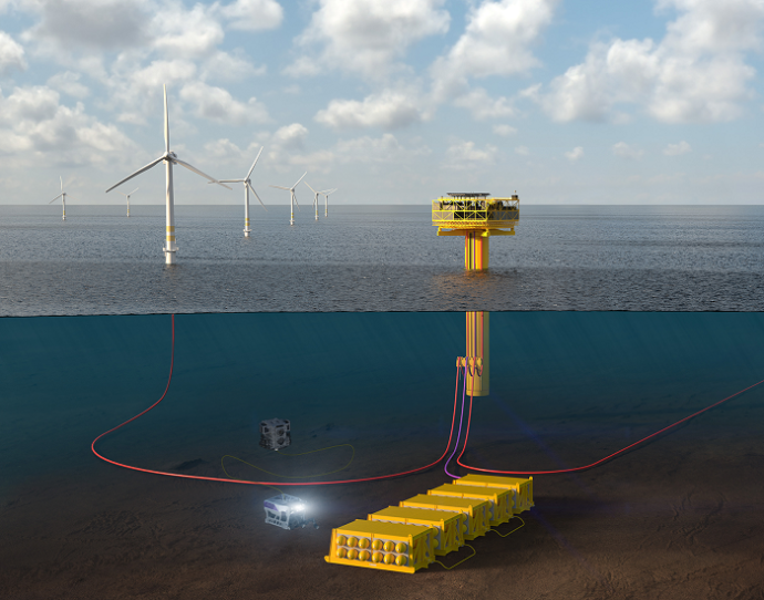 Offshore wind and green hydrogen still expensive: Rystad