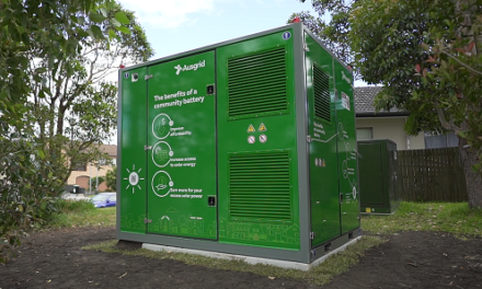 Ausgrid connects 267kWh Sydney community battery, the first of three