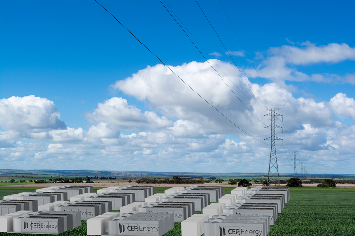 CEP.Energy plans world's largest grid-scale battery in NSW
