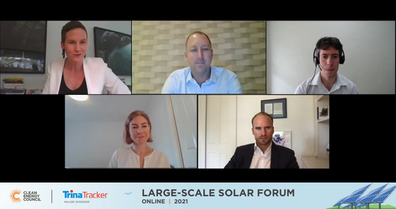 Large-scale solar hasn't lost its shine: CEC forum panel