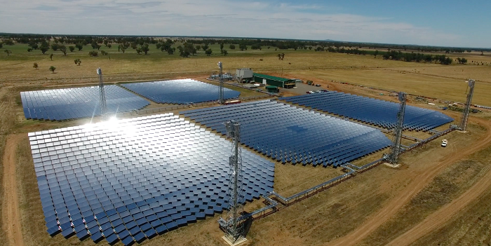 Mount Isa looks to 50MW solar thermal storage