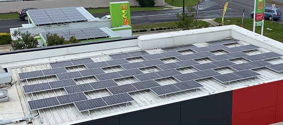 Light touch … adapting C&I solar for rooftops that can't take the strain