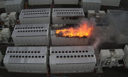 FIRE! … the tiny triggers that can send lithium-ion batteries up in flames