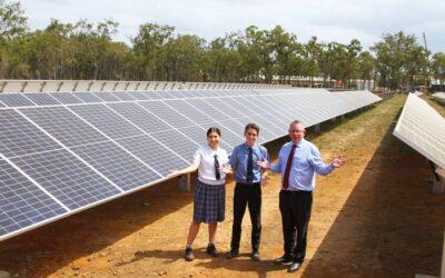 CEC Solar Awards finalist: Shalom Catholic College, Bundaberg, Qld … a lesson in energy