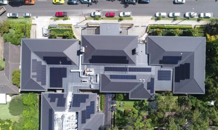 CEC Solar Awards finalist: Aged care facility, Sydney, NSW … amid the pandemic