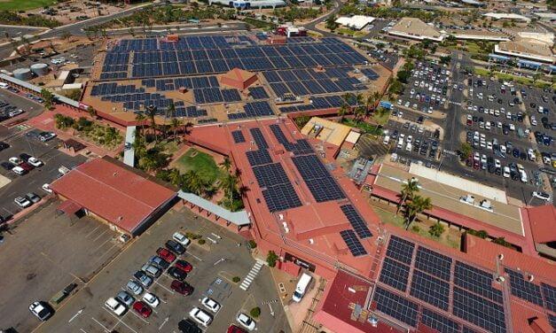 CEC Solar Awards finalist: Karratha Shopping Centre … as hot as it gets