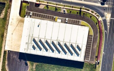 CEC Solar Awards finalist: Car showroom, Moorabbin Airport, Melbourne … premium performance